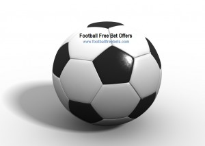 football Free bet offers